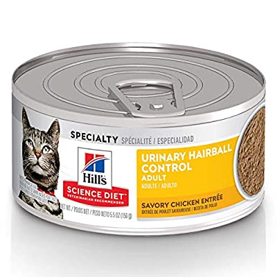 Cat Health Products Hill's Science Diet Wet Cat Food, Adult, Urinary &... [tag]