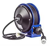 Coxreels PC10-2512-4 Compact Spring Driven Cord Reel