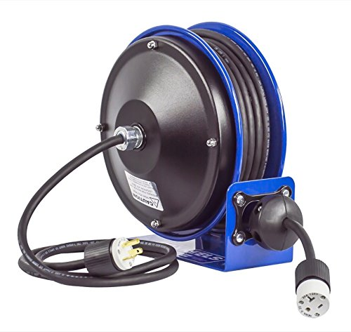 Coxreels Pc10 2512 4 Compact Spring Driven Cord Reel