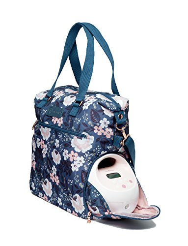 Sarah Wells Lizzy Breast Pump Bag (Le Floral) by Sarah Wells (Image #5)