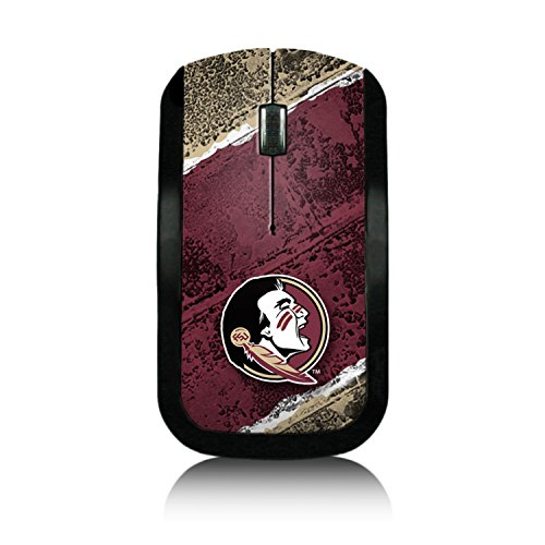Florida State Seminoles Led - Keyscaper Florida State Seminoles Wireless USB Mouse NCAA