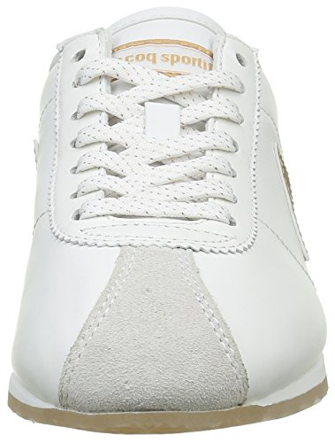 Le GoldWhite Wendon Zapatillas Gold White Mujer para Coq Blanco Sportif Sparkly rTrzq