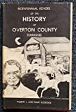 img - for Bicentennial Echoes of the History of Overton County Tennessee 1776-1976 book / textbook / text book