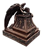 Mourning Angel of Grief Desktop Statue Rome William Wetmore Inspired Sculpture