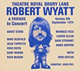 Theatre Royal Drury Lane 8th September 1974 by Robert Wyatt