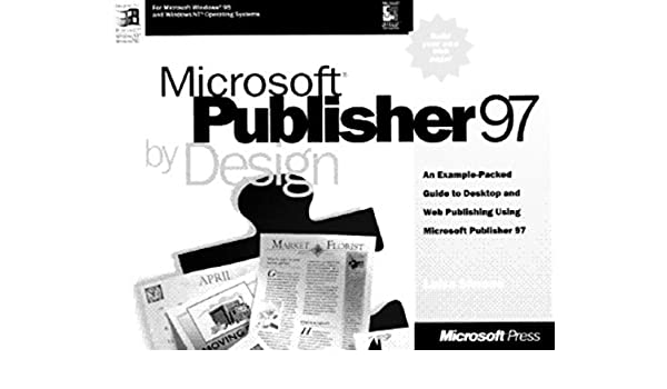Microsoft Publisher 97 By Design Simone Luisa 9781572313552 Amazon Com Books