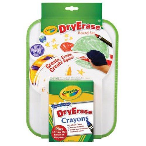 Crayola Dry Erase Crayons (Crayola Dry Erase Board Set)