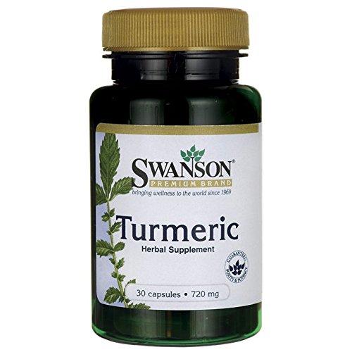 Swanson Turmeric 720 30 Caps