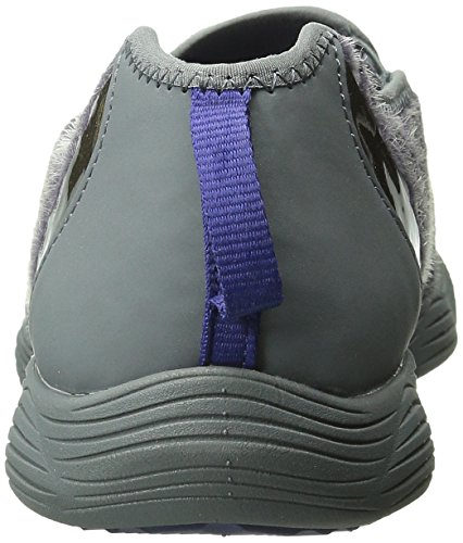 Ryka Purple Sneaker Slip Grey Women's Thriller On FZw1Fq