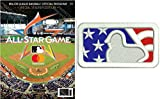 img - for 2017 MLB ALL STAR GAME PROGRAM & 4TH OF JULY SPECIAL COMMEMORATIVE PATCH SET OF TWO (2) book / textbook / text book