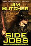 Product picture for Side Jobs (Dresden Files) by Jim Butcher