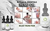 Extra Strength 1000mg Organic Hemp Oil Extract