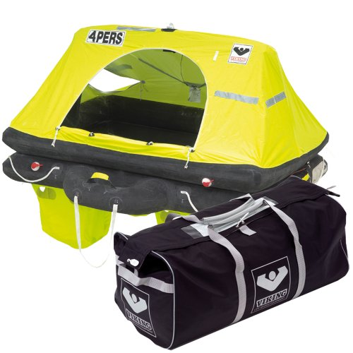 Valise 4 Life Raft Person (VIKING RescYou Liferaft 4 Person Valise Offshore Pack)