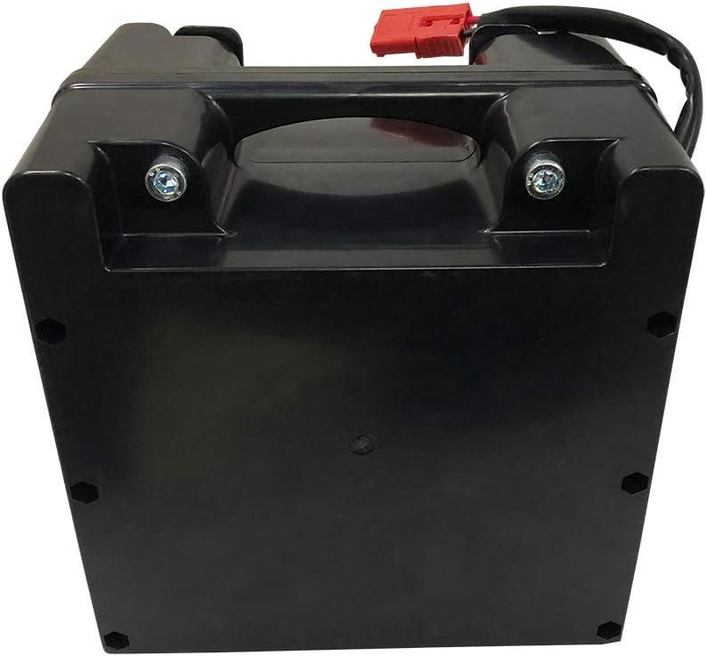 24V Li-ion batería dedicada a sillas de ruedas eléctricas Batería de plomo-ácido reemplazable 12Ah 15Ah 18Ah 24Ah 27Ah 30Ah 33Ah 36Ah 39Ah 42Ah 45Ah 48Ah 51Ah 54Ah 57Ah 60Ah (B-60Ah)