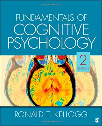 Amazon com: Fundamentals of Cognitive Psychology, 2nd