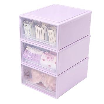Jtwj Unterwasche Aufbewahrungsbox Schublade Kunststoff Bh