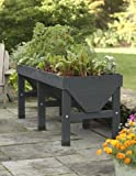 VegTrug8482; Patio Garden, Charcoal