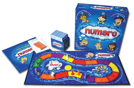 Trivia Party Game - Numaro - The Trivia
