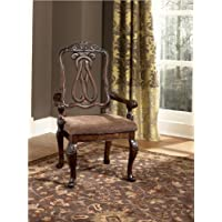 North Shore Dining Upholstered Arm Chair - Set of 2 Set of 2