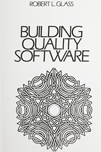 Building Quality Software by Prentice Hall