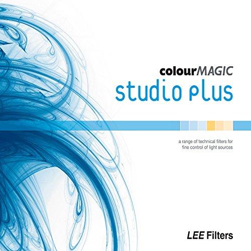 Lee Colour Magic Studio+ Studio Filter Kit (25x30cm) [LEECMSTUDP] by Lee Filters
