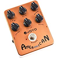 Joyo JF-14 American Sound Effects Pedal Amplifier...