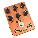 JOYO JF-14 American Sound Guitar Effect Pedal Overdrive DI Amplifier Simulator (JF-14)