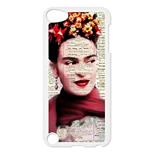 YUAHS(TM) New Fashion Cover Case for Ipod Touch 5 with Frida kahlo YAS939380