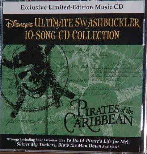 Disney's Ultimate Swashbuckler 10-Song CD - Collection Swashbuckler