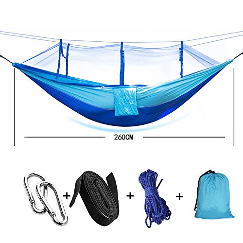 Awesome easy to set up hammock!