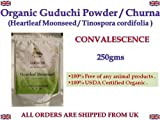 GUDUCHI POWDER 100% USDA CERTIFIED ORGANIC - 250gm