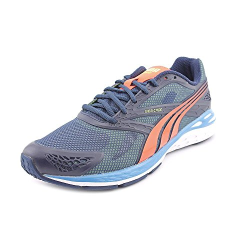 M Peach Speed Men's Bioweb 0 12 PUMA Yellow Blue zqFORwS