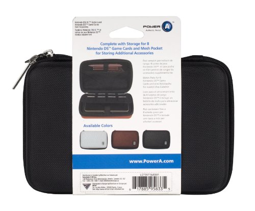 Official Nintendo Travel Case for DSi and DSi XL - Black