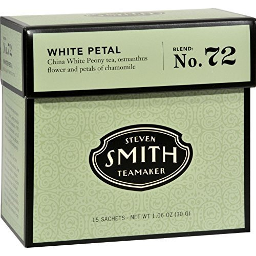 Smith Teamaker Tea White White Petal 15 Bag Case_6 by Smith Teamaker