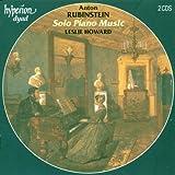 Anton Rubinstein: Solo Piano Music