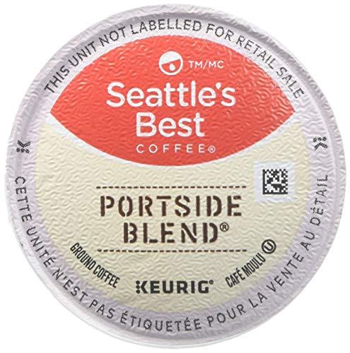 Seattle's Best Coffee Keurig K-Cups - Portside Blend (1 Box - 10 K-Cups)