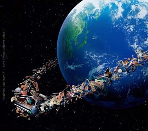 YOKO KANNO SEATBELTS RAI CHIKYU KINEN COLLECTION ALBUM SPACE