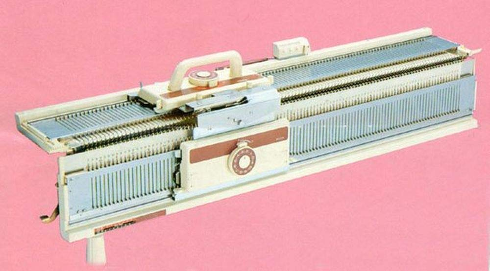 KR160 Ribbing Attachment for Brother Knitting Machine KH160 by SUNNY CHOI (Image #1)