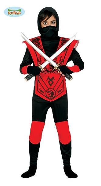 così economico vendite speciali prezzo interessante Costume vestito Ninja carnevale bambino bambina taglia 10-12 anni ...