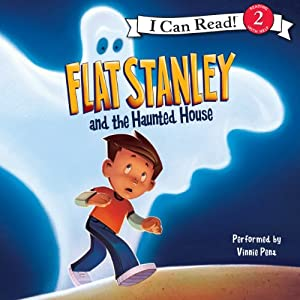 Flat Stanley and the Haunted House Audiobook