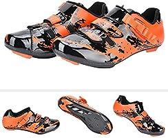 Alomejor Zapatillas de Ciclismo de montaña Zapatos Micro Ajustable ...