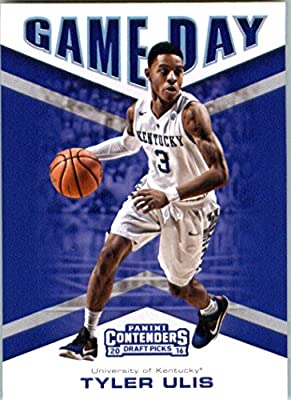 2016-17 Panini Contenders Draft Picks Game Day #13 Tyler Ulis Kentucky Wildcats Basketball Card