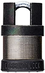 The Commando Lock IC3 Tactical Series locks feature our Solidbody Tek construction, an interlocked and riveted body design that's stronger than conventional locks. Providing the most solid defense against bolt cutters, our IC3 locks have 4-si...