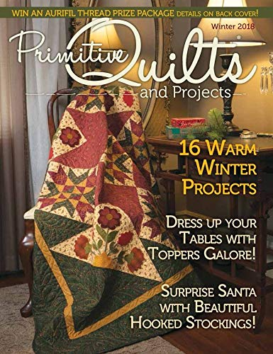 Primitive Quilts and Projects -