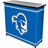NCAA Seton Hall University Two Shelf Portable Bar with Case