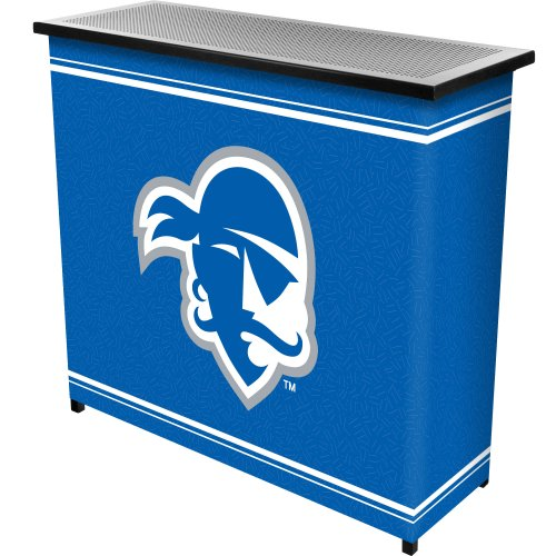 NCAA Seton Hall University Two Shelf Portable Bar with Case by Trademark Gameroom