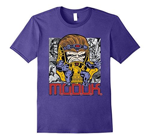 Marvel+Comics+Retro+Shirt Products : Marvel MODOK Chillin' Like A Villain Retro Comic T-Shirt