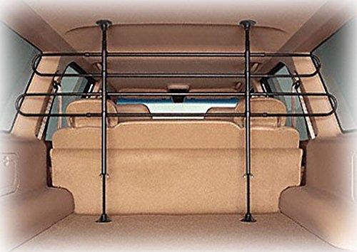 Universal Pet Barrier Mesh Car Suv Adjustable Divider Bar Dog Safety Fence Van