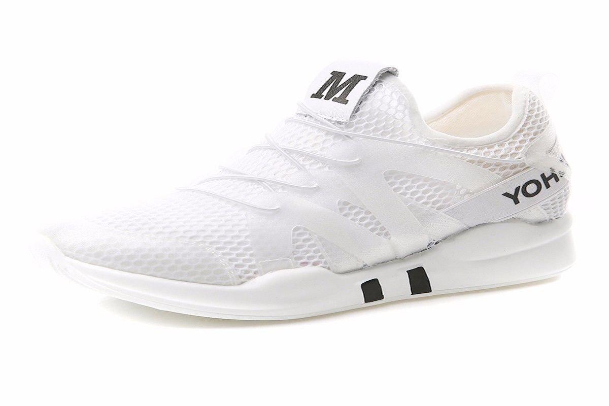 Blanc GTVERNH Chaussures pour Femmes Les Chaussures De Sport De Ventilation Et De Loisirs Printemps étudiant en Jogging Thirty-seven
