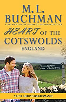 Heart of the Cotswolds: England (Love Abroad B&B Book 1) by [Buchman, M. L. ]